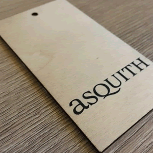 Custom Wooden Labels